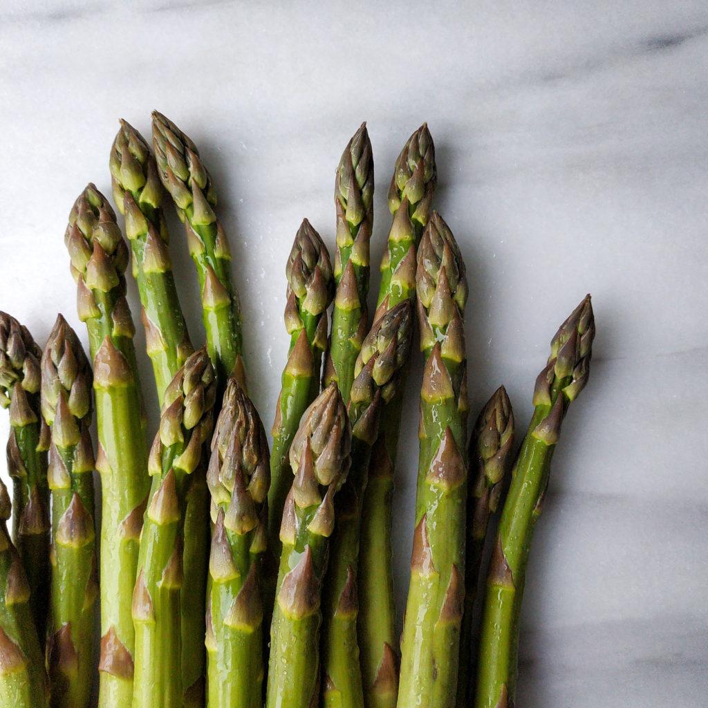 Fresh Ontario Asparagus