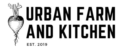 Urban Farm and Kitchen logo